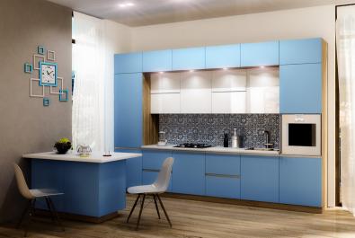 "Кухня ""Голубая лагуна"""